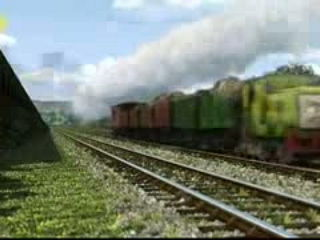 Thomas & Friends - Express Coming Through -