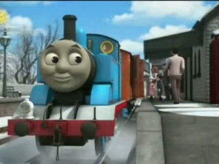 Thomas And Friend - The Missing Christmas Decorations -