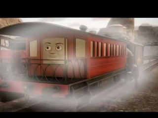 Thomas And Friends - The Truth About Toby -