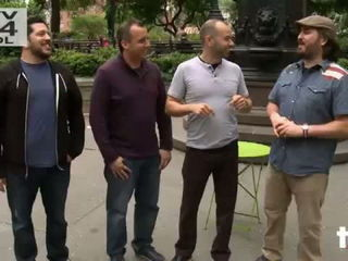 Impractical Jokers - Bonfire of the Blankie