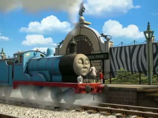 Thomas And Friends - Duck & the Slip Coaches -