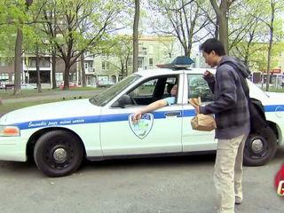 Cop Gets Rude Awakening