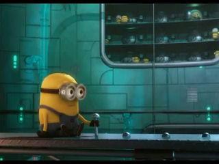 Best minions scene