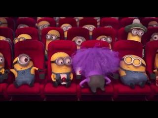 Funny Minions mini movie