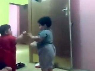 Small Fat Funny Fight