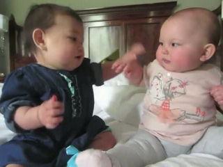 Cutest Little Talk Ever!