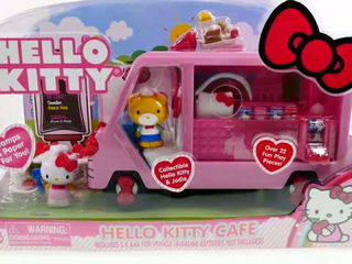 Peppa Pig - Hello Kitty Cafe Truck