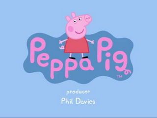 Peppa Pig - Peppas Fun Day Out