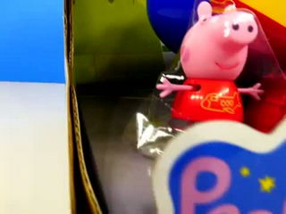 Peppa Pig - Jumbo Jet Flying Adventure Play Doh Hello Kitty