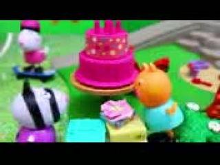 Peppa Pig -Park Playground Candy Cat