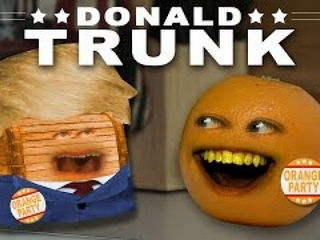 Donald Trunk (Trump Spoof)