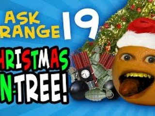 Ask Orange Christmas