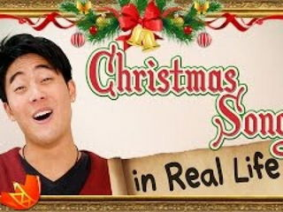 Christmas Songs In Real Life