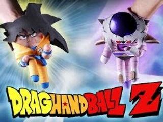 Drag Hand Ball Z