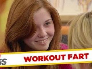 A Fartout A Farting Workout