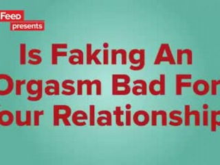 Is Faking An Orgasm Bad For Your Relationship ?