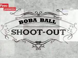 People Try The Boba Ball Shoot-Out Challenge