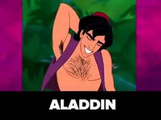 If Disney Princes Had Tattoos