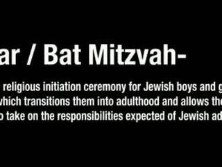 Jews React To Old Bar Mitzvah Photos