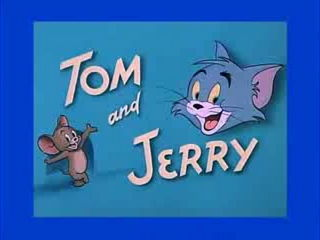 Tom and Jerry Salt Water Tabby