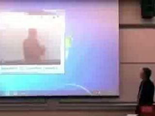 April Fools Video Prank in Math Class