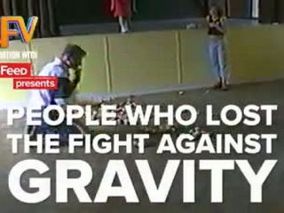 People Who Lost The Fight To Gravity