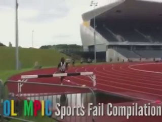 Funny Olympic Sports Fails Compilation