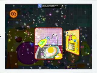 Kids Dish Washer - Kids Game