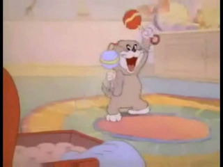 TOM AND JERRY IN THE SONG DHATING NAACH
