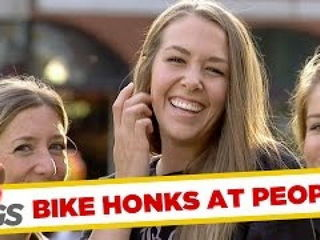 Rudely Honking at People Prank !