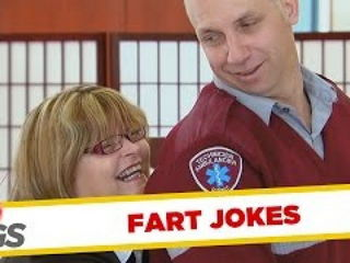 Classic Fart Jokes and Amazing Jewellery Thief - Throwback Thursday