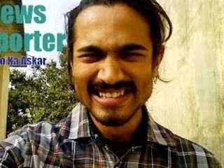 BB Ki Vines - News Reporter- Leo Ka Askar