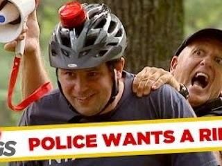 Instant Cop Prank