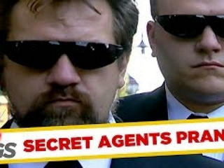 Secret Agents Pranks