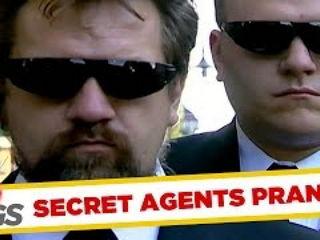 Secret Agents Pranks