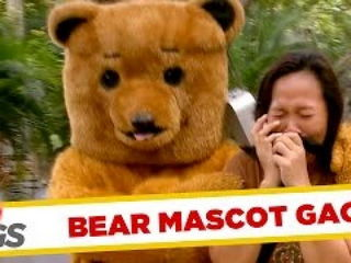 A Proper Bear Scare