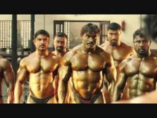 'I' Tamil Movie Terrible Fight Scene