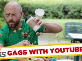 Gags Behind the Scene with Youtubers!