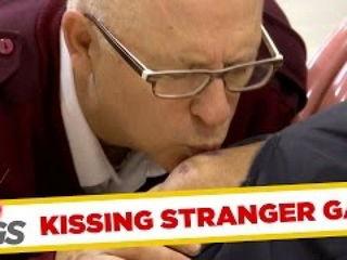 Kissing Strangers Everywhere