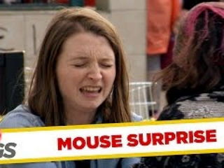 Mouse Coming Out of a Psychic
