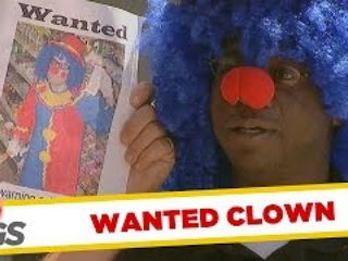Wanted Clown