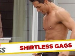 Topless Pranks