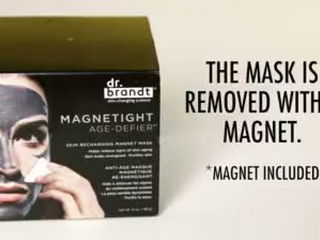 People Try the Magnetic Face Mask