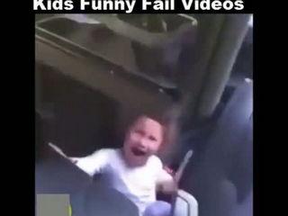 Kids Funny Fail
