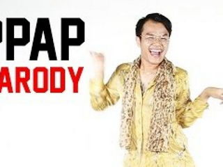 PPAP Pen Pineapple Apple Pen - Bie The Ska