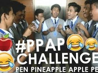 Viral #PPAP Challenge
