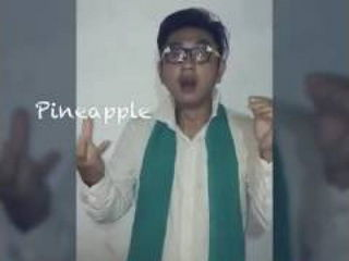 Pen pineapple apple pen parody INDONESIA