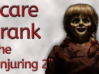 Scare Prank The Conjuring 2