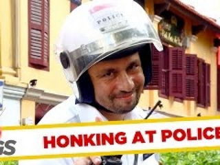 Don't Honk the Police