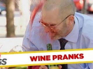 Wine Pranks